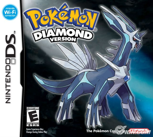 Thumbnail 1 for Pokemon Diamond Ultimate Save